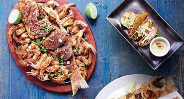 Langoustine & Salmon Ravioli